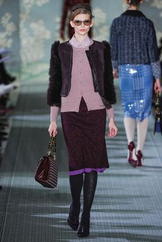 Tory Burch | Fall 2012 Ready-to-Wear Collection | Vogue Runway