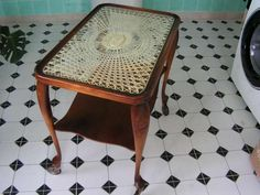 barek stolik ludwik na kółkach REZERWACJA do odwołania Sosnowiec - image 6