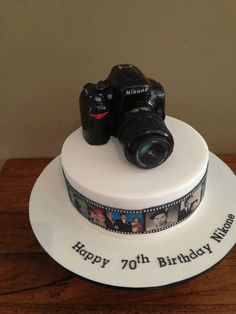 Nikon Camera Cake @Laura Jayson Jayson Jayson Escamilla @Sara Eriksson Eriksson Eriksson Moore