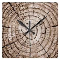 tree wall clock - Google Search