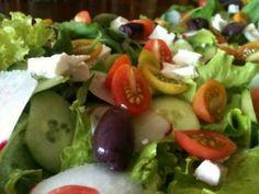 Salada Grega - Tudo Gostoso