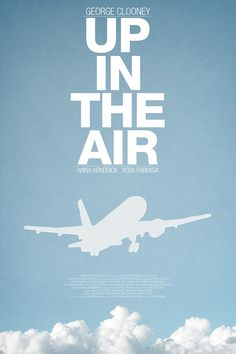 Up In The Air by Martin Lucas #movie #Poster