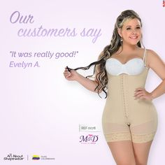 97c388a26b3 FULL BODY SHAPER STYLE POST SURGICAL - POST PARTUM SHAPEWEAR fajas  colombianas M D 0078 Post Partum