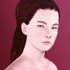 sk-sims : Aura Skintone & Lipstick