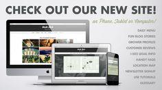 New Site Promo