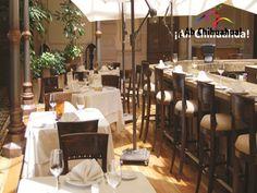 En nuestro Restaurante La Casona, le invitamos a degustar los más exquisitos platillos de la comida mexicana. Además podrá admirar la increíble estructura de este restaurante al estilo rústico. Comuníquese con nosotros y reserve hoy mismo al teléfono (614) 410 0063 o visite nuestra página web http://www.casona.com.mx/ #ah-chihuahua