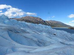 Ice trekking the Perito Moreno glacier