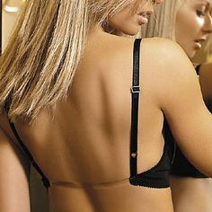 Backless Bra! I need this for those lower shirts
