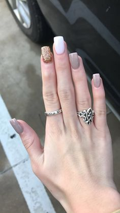 "✔ perfect winter nail designs to make you feel warm 3 > Fieltro.Net""> ✔ perfect winter nail designs to make you feel warm 35 > Fieltro. Dipped Nails, Perfect Nails, Winter Nails, Fall Nails, Love Nails, Trendy Nails, Nails Inspiration, Beauty Nails, Hair And Nails"