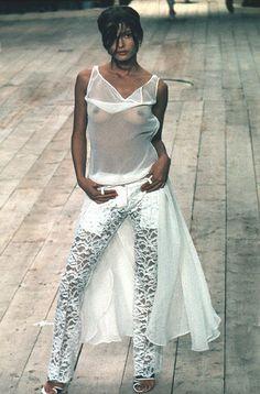 Alexander McQueen Spring/Summer 1999
