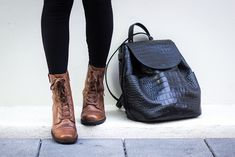 most comfortable boots for chronic pain | Rockport   Cobb Hill Bethany boot, Cuyana backpack | lifeunrefined.com