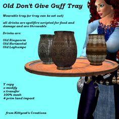 Old Don't Give Guff Tray box