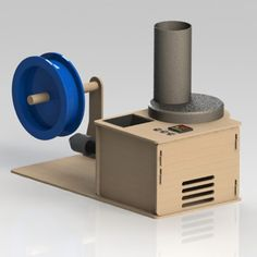 Filabot by Tyler McNaney has invented a desktop machine that makes the raw materials for 3D printing by grinding up waste plastic from bottles, wrappers and even Lego bricks