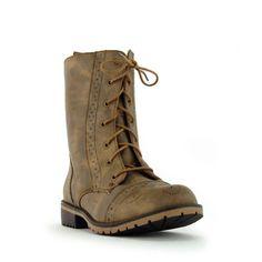 Lug-13 Perforated Lace Up Military Ankle Bootie TAN (5.5) RoomOfFashion,http://www.amazon.com/dp/B00AROJ00U/ref=cm_sw_r_pi_dp_jWQFsb1QJSRXEXKN