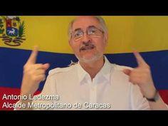 Mensaje del Alcalde Metropolitano de Caracas,  Antonio Ledezma, a los Ve...