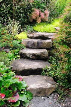 Cool steps!