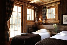 Chalet in the Alps | Popbee - a fashion, beauty blog in Hong Kong.