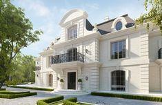 Projekty domów luksusowych, luksusowe domy - S Atelier