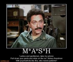 Allan Arbus, who played psychiatrist Maj. Sidney Freedman on the show 'M*A*S*H,' died on April Old Tv Shows, Best Tv Shows, Best Shows Ever, Movies And Tv Shows, Favorite Tv Shows, Favorite Quotes, Job Quotes, Movie Quotes, Life Quotes