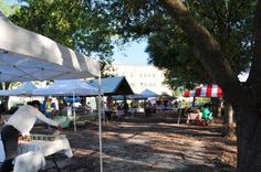 Wednesday is Market Day at Covington Farmers Market in Louisiana 10am - 2pm at the Covington Trailhead at 419 N. New Hampshire http://www.farmersmarketonline.com/fm/CovingtonFarmersMarket.html