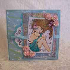 Feelin Blu! by Madmooo - Cards and Paper Crafts at Splitcoaststampers