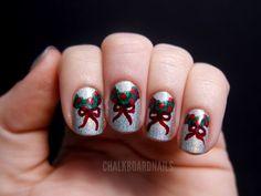 Christmas nail sticker diy santa decal 2 sheets fingernail holiday christmas wreaths christmas holidayholiday nail artchristmas prinsesfo Image collections