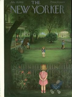 The New Yorker Digital Edition : Jul 29, 1950  ~  new neighbors :)