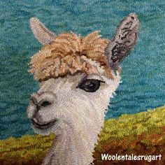 Woolen Tales Rug Art                                                                                                                                                     More