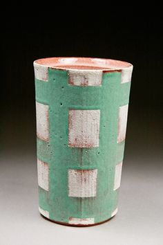 Alex Reed tumbler earthenware