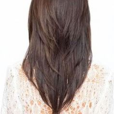 Layered Haircuts For Long Hair Back View , Layered Haircuts For Long Hair Round Face; Beach Waves and Retro Glamour In Haircuts Style Category
