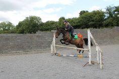 Deanna from America taking Sierra for a test drive. #loveirishhorses #horseforsale Full Album on FB https://www.facebook.com/media/set/?set=a.769740703073102.1073741964.304410449606132&type=3