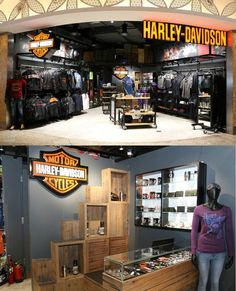 Harley-Davidson Opens its Merchandise-Only Outlet At Mumbai Airport