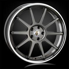 20 CADES IXION DARK GUNMETAL INOX RIM  alloy wheels for 5 studs wheel fitment in 10.5x20 rim size