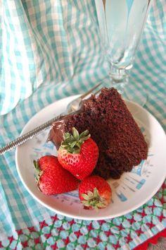 Marigold Road | Mindy Harris: World's Best Chocolate Cake