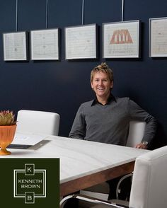 Celebrity Interior Designer Kenneth Brown Reveals the Key to Successful Design and More