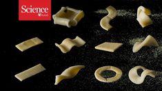 La pasta piatta che si rimodella in 3D . Tiziano Caviglia Blog Latest Science News, Food Manufacturing, Angel Hair, Fusilli, Power Rangers, Easy, Packing, Action, Tech