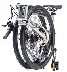 Helix - World's Best Folding Bike