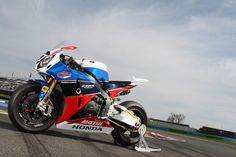 Honda CBR1000RR Fireblade (Honda TT Legends Team – Endurance Version)