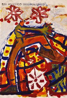 "Jorge Galindo: ""Collage I"" (1986) - Subasta Real"