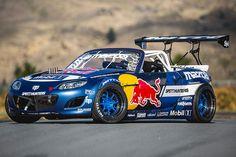 Projekt Radbul: Mad Mikes Mazda MX-5 TT - Bilder - autobild.de