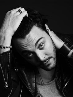 Jack Huston by Hedi Slimane