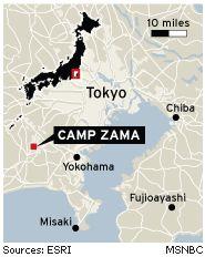 camp zama japan | camp zama japan maps | Been there! | Pinterest