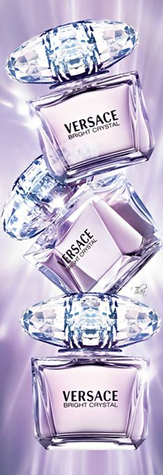 A great Mother's Day Gift Versace ● Bright Crystal