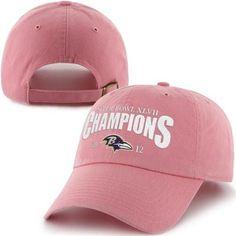 Men's Baltimore Ravens '47 Brand Natural 20th Season Clean Up Adjustable Hat