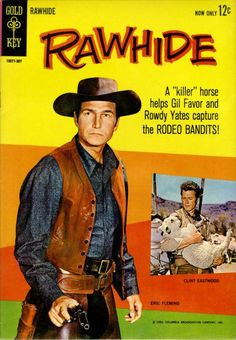 Sheb Wooley | Rawhide -1959/66 - avec Eric Fleming, Clint Eastwood, Sheb Wooley
