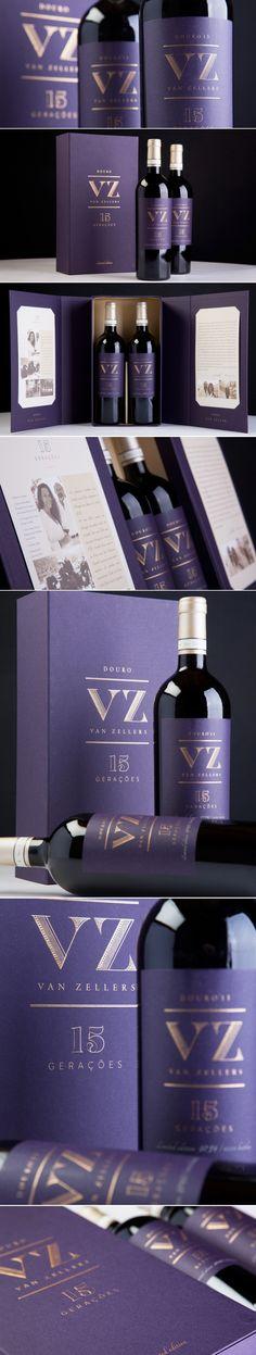 VZ 15 Gerações — The Dieline | Packaging & Branding Design & Innovation News