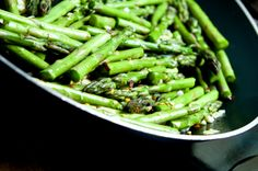Saute' your way to good health: 6 good reasons to love asparagus