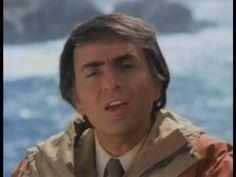 Carl Sagan - We're made of star stuff.
