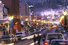 park-city, Utah - City Guides #holiday #getaway #winter