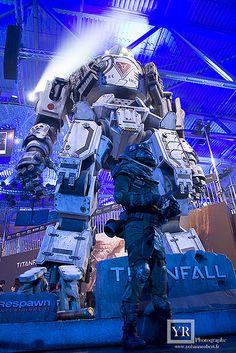 TitanFall Gamescom 2013